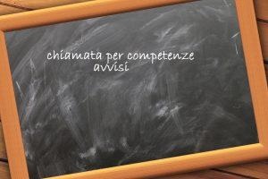 Avviso pubblico a seguito di disponibilità di posti nell'organico dell'autonomia del C.P.I.A. di Caserta per l'individuazione per competenze di docenti