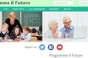 Programma il Futuro – Terza edizione