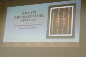 Paideia 2 – Gli aspetti psicologici del recluso